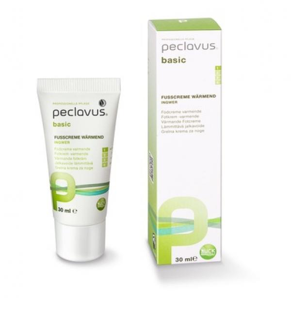 Ποδολογικό Κέντρο Καλαμάτας - Προϊόντα Peclavus basic - Θερμαντική κρέμα ποδιών