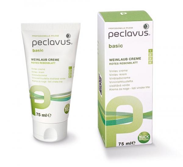 Ποδολογικό Κέντρο Καλαμάτας - Προϊόντα Peclavus basic - Κρέμα αμπελόφυλλου