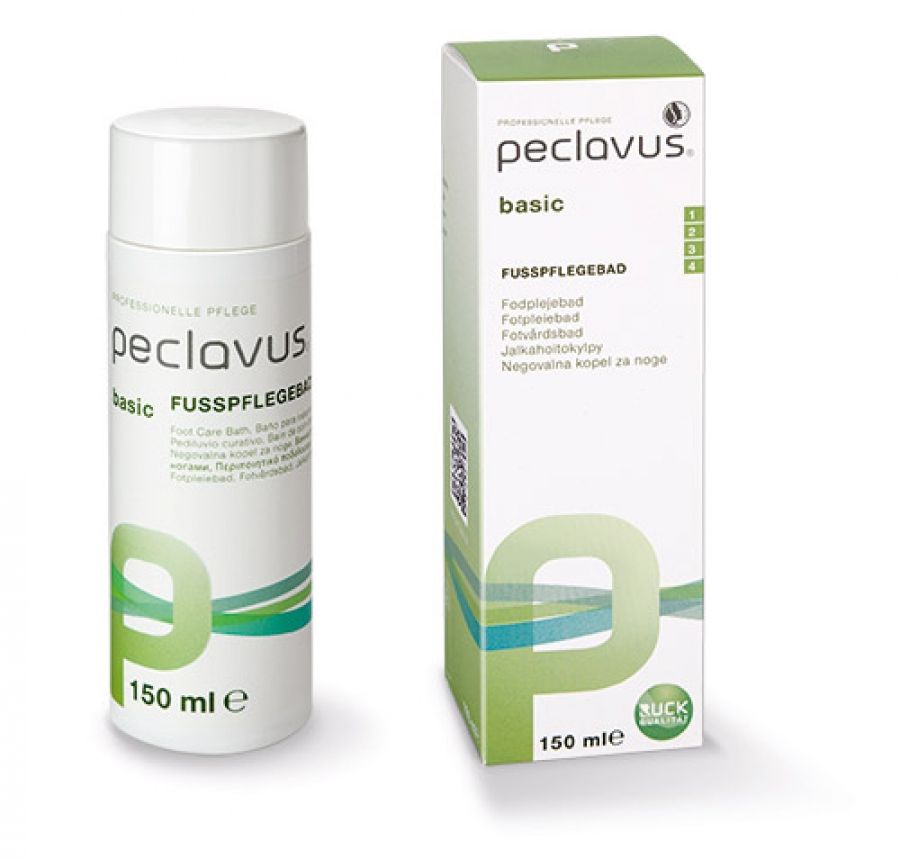Ποδολογικό Κέντρο Καλαμάτας - Προϊόντα Peclavus basic - Περιποιητικό ποδόλουτρο