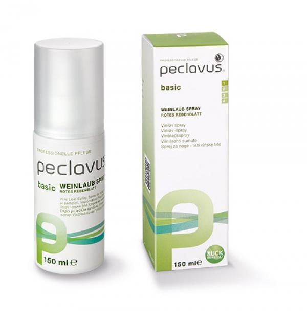 Ποδολογικό Κέντρο Καλαμάτας - Προϊόντα Peclavus basic - Σπρέι αμπελόφυλλου