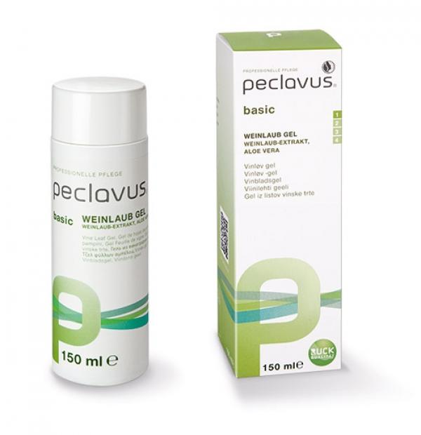 Ποδολογικό Κέντρο Καλαμάτας - Προϊόντα Peclavus basic - Τζελ αμπελόφυλλων