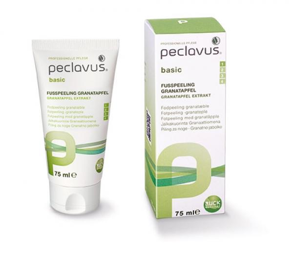 Ποδολογικό Κέντρο Καλαμάτας - Προϊόντα Peclavus basic - Peeling ποδιών με ρόδι